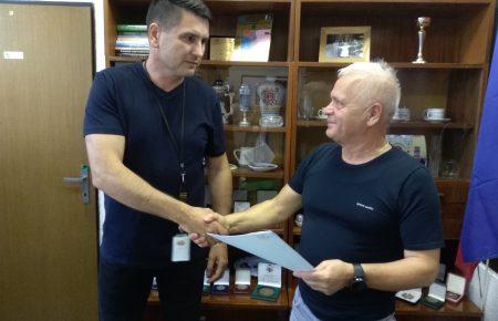 Zmluva o súčinnosti s občianskym združením UN Veteran Slovakia