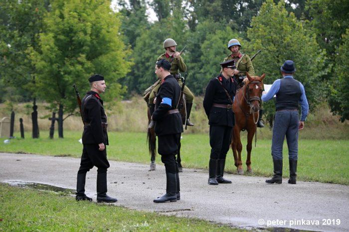 Ukážky bojov, Nitra