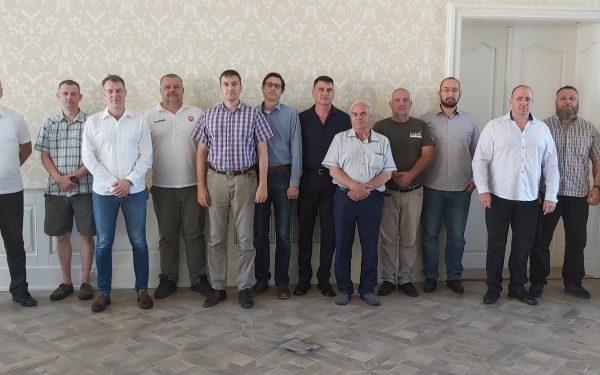 Stretnutie organizácií združujúcich strelcov v SR